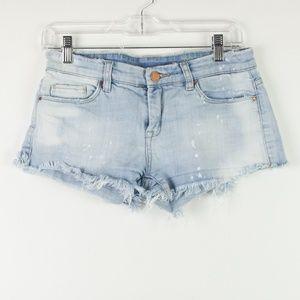 Blank NYC Little Queenie Semi Fit Denim Shorts